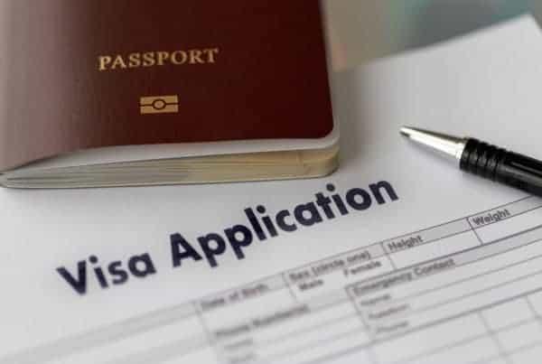 work visa china